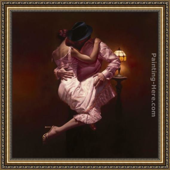 Hamish Blakely The Dreamers Framed Painting