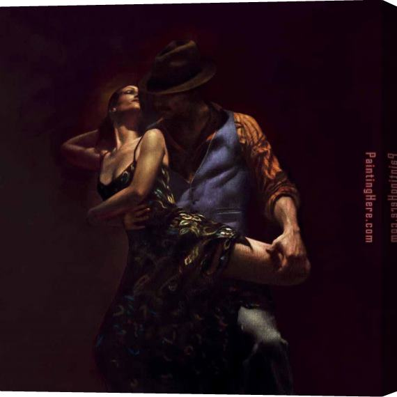 Hamish Blakely Only with You Stretched Canvas Painting
