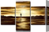 Stretched Canvas Painting
