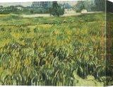 sac a dos sentier salomon - Vincent van Gogh Champ de bl et maison blanche 1890 Art Painting ...