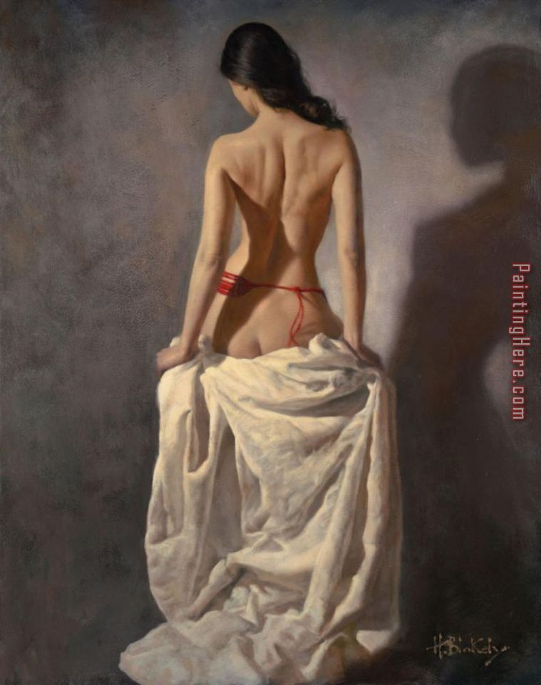 Hamish Blakely Inamorata Art Painting