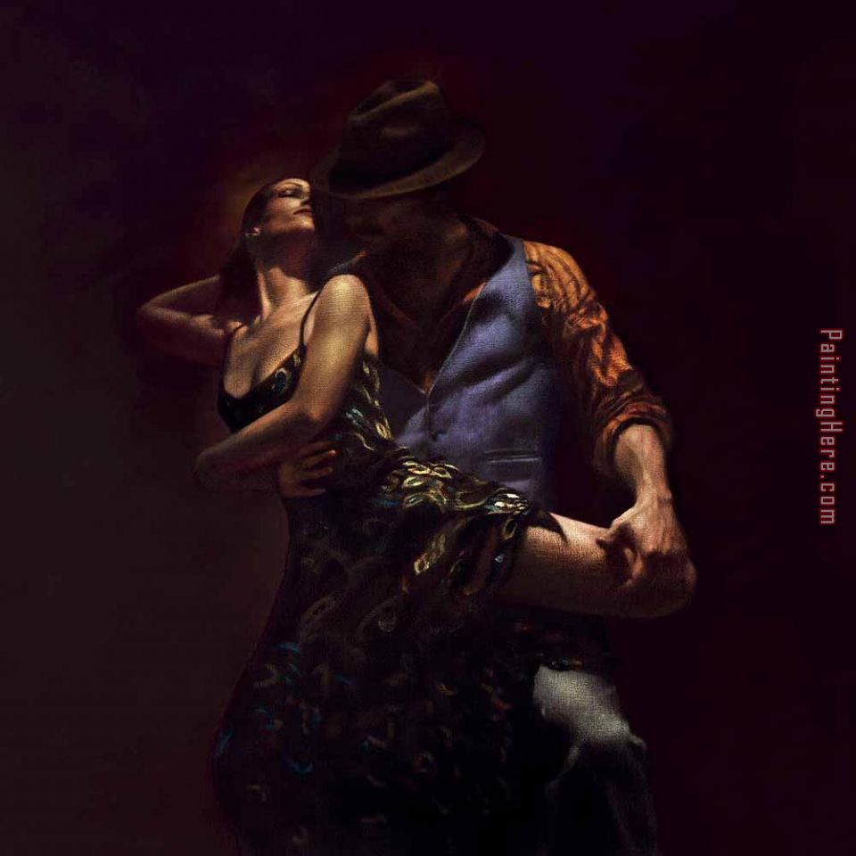 Only with You painting - Hamish Blakely Only with You art painting
