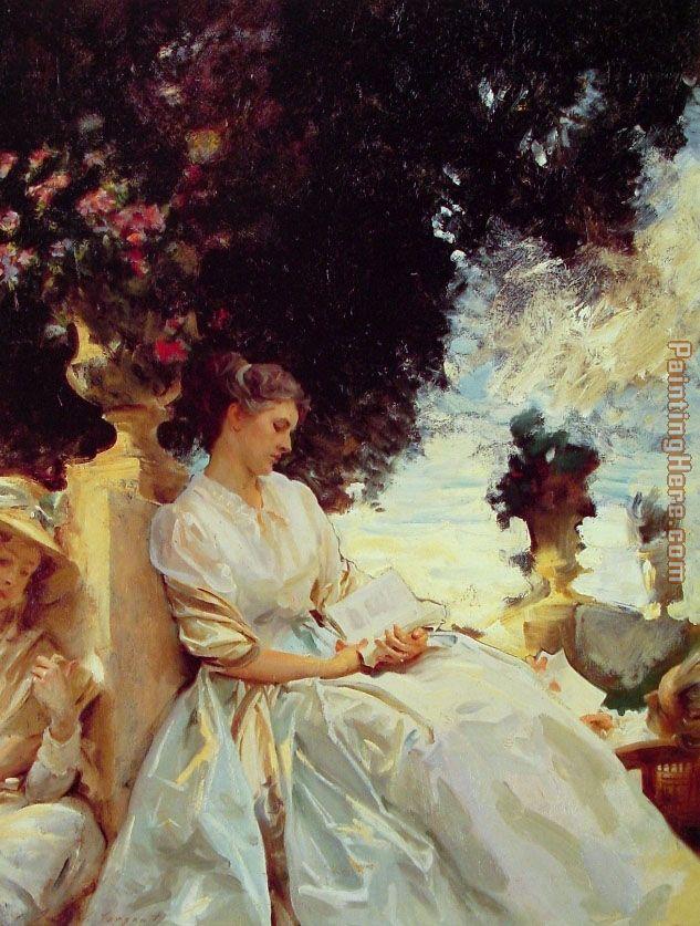 John Singer Sargent - Page 3 In_a_Garden_Corfu