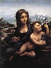 Madonna with the Yarnwinder by Leonardo da Vinci