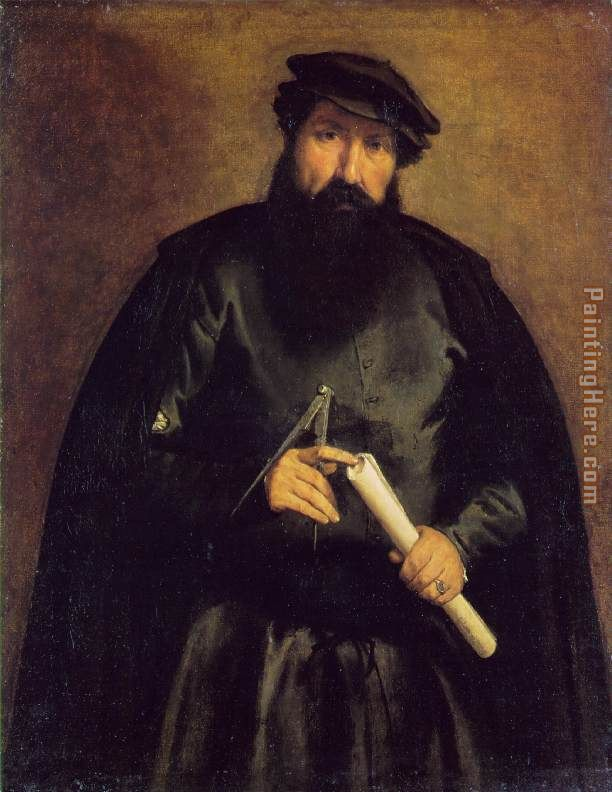 Lotto Architect painting - Lorenzo Lotto Lotto Architect art painting
