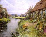 A Bend in the River by Louis Aston Knight