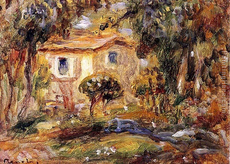 Pierre Auguste Renoir Landscape Painting Anysize 50 Off Landscape Painting For Sale