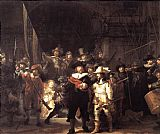 Rembrandt - Rembrandt night watch