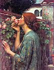 My Sweet Rose by John William Waterhouse